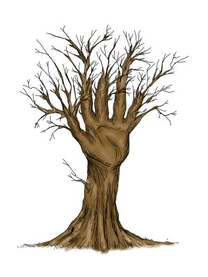 Image result for tree hand